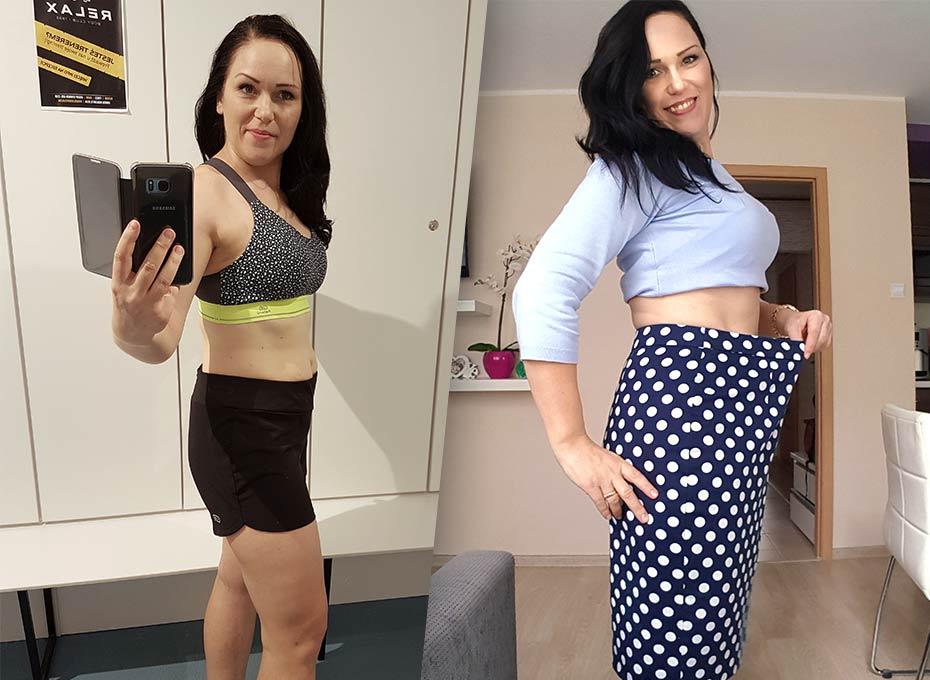 metamorfoza kobiety efekty przed i po
