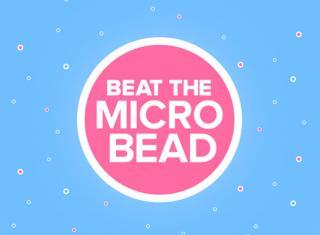 kampania społeczna wyeliminowanie mikrogranulek z kosmetyków