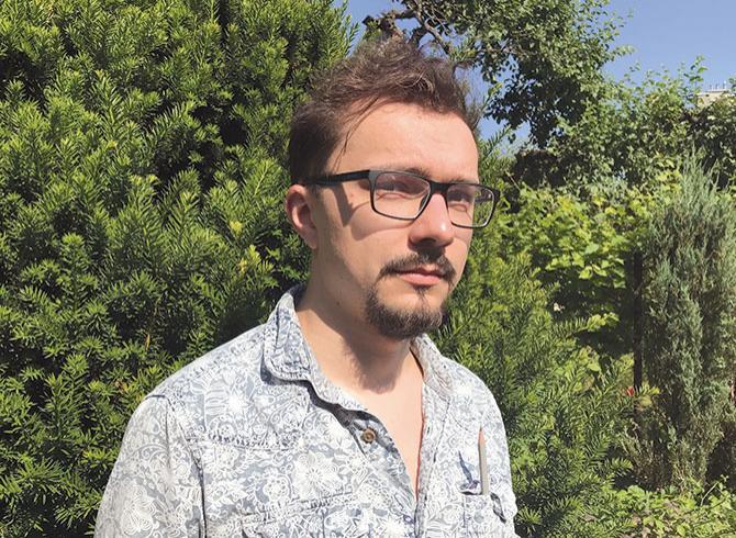 Maciej Godawa - Ilustrator BodyBoom