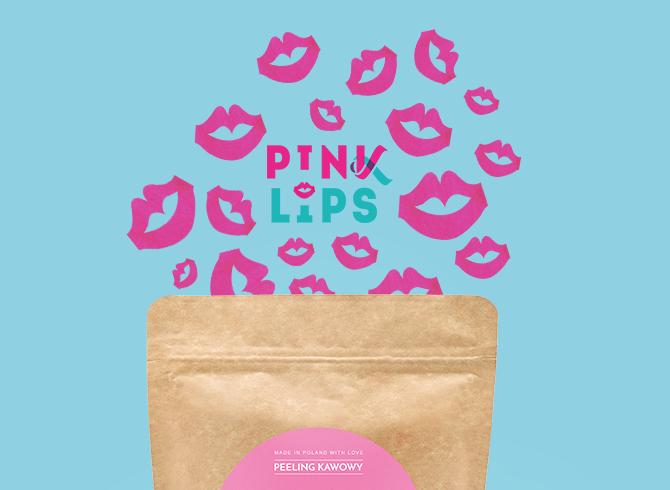 akcja społeczna pink lips