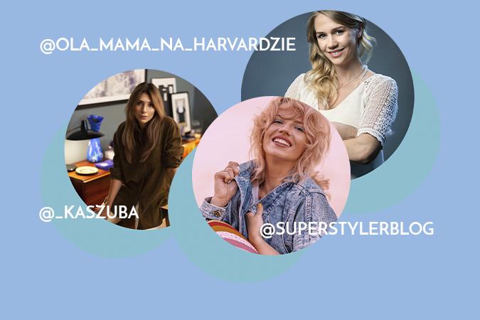 influencerki, blogerki, kobiety na evencie