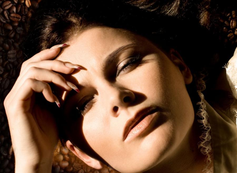 fotografia beauty model twarz