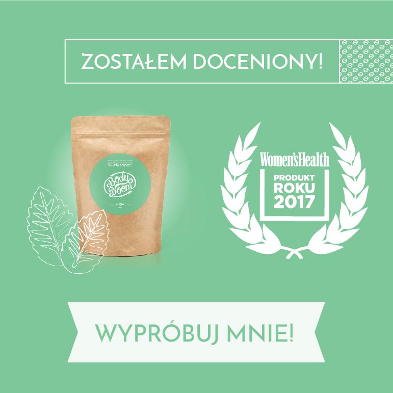 BodyBoom Produktem roku 2017