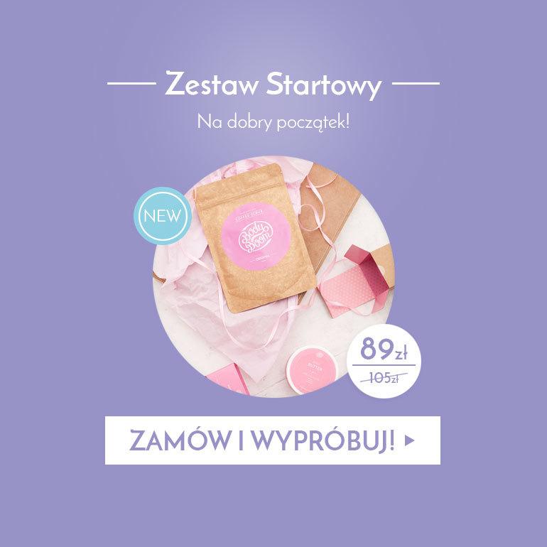 Zestaw Startowy - pogromca cellulitu