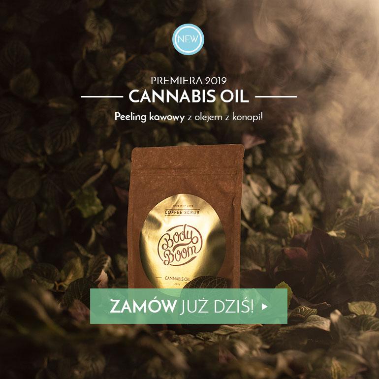 Przebojowa Konopia Cannabis Oil