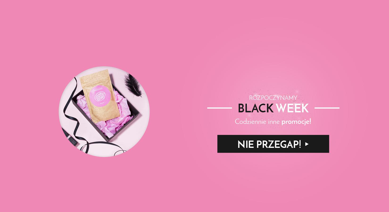Szaleńswto Black Week - Codziennie nowe promocje