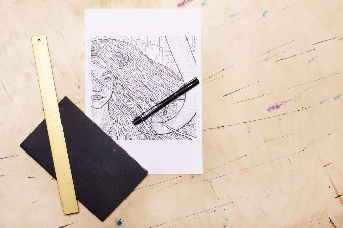 Maciek ilustrator BB