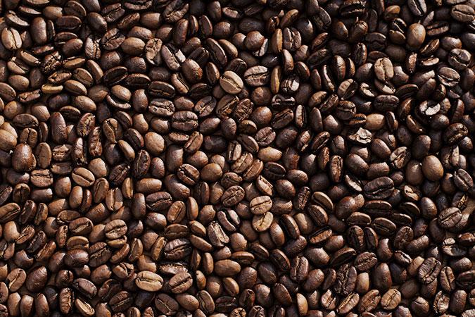 olej z kawy